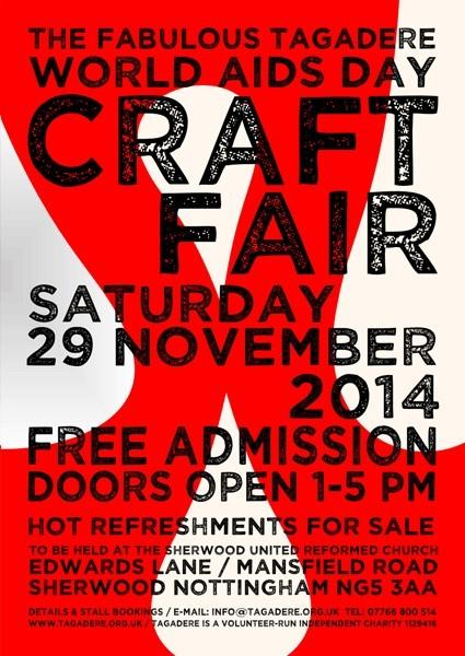 World aids day craft fair