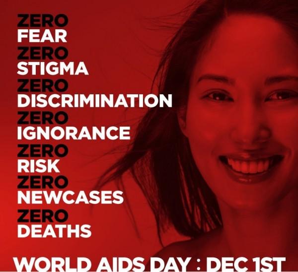 World aids day december 1st