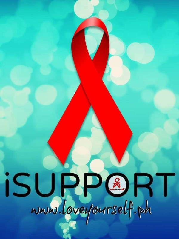 World aids day support