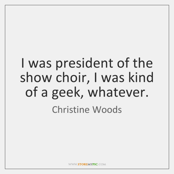 Christine Woods Quotes - - StoreMyPic