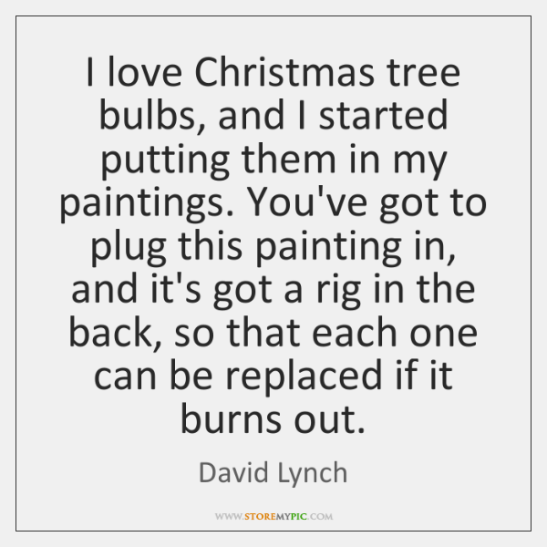 I love Christmas tree bulbs, and I started putting them in my ...