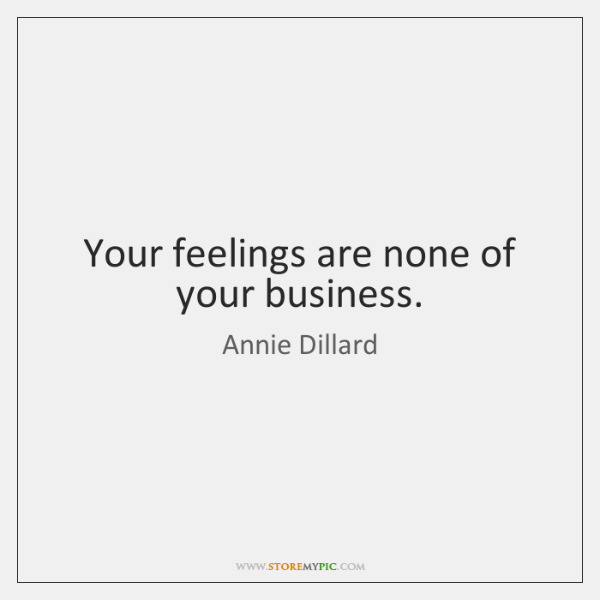 Annie Dillard Quotes Storemypic