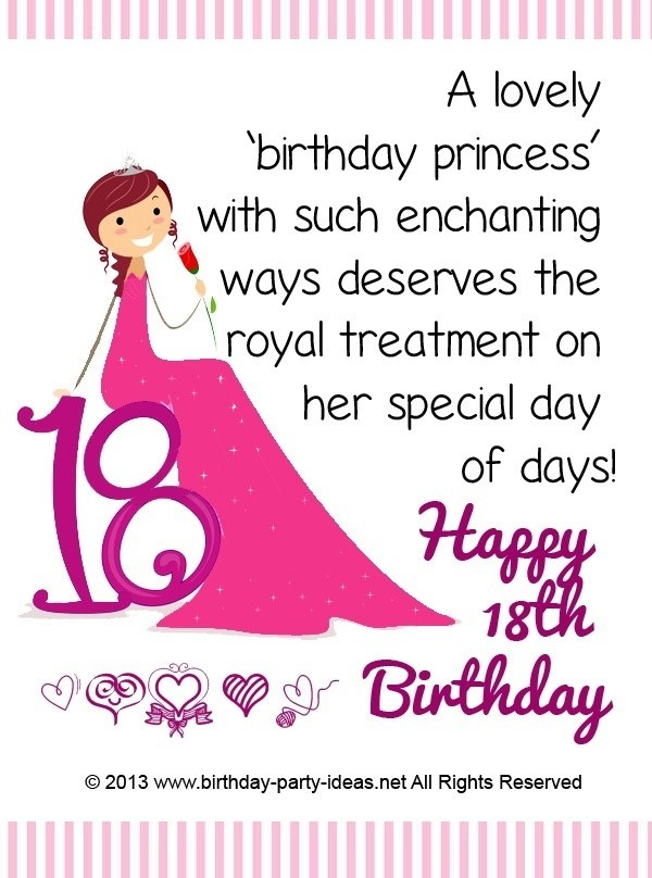 A lovely birthday princess with such enchanting ways deserves the royal treatment on