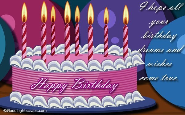 I hope all year birthday dreams and wishes come true