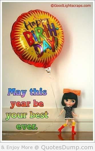 May this year be your best ever