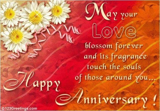 May your love blossom forever and its fragrance touch the souls of those around you