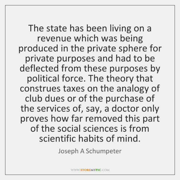 The state has been living on a revenue which was being produced ...