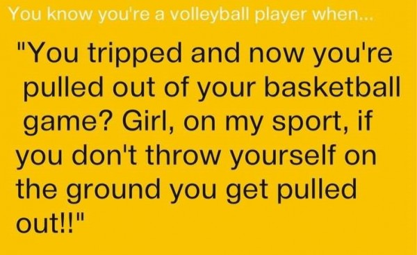 You tripped and now youre pulled out of your basketball game