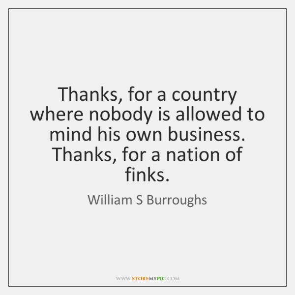 William S Burroughs Quotes Storemypic