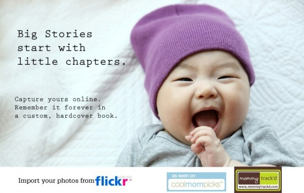 Big stories start with little chapters