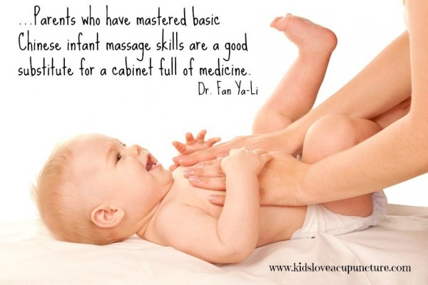 Parents who have mastered basic chinese infant message skills are a good subtitude for a