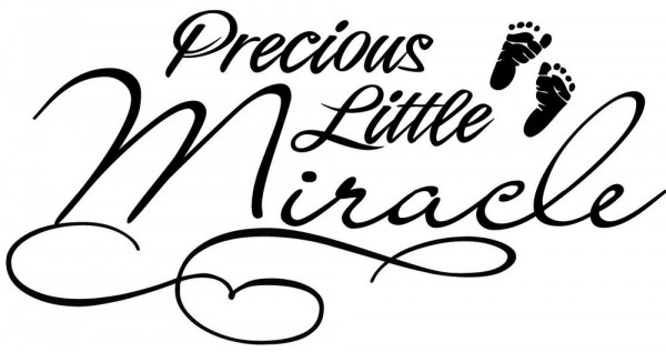 Precious little miracle