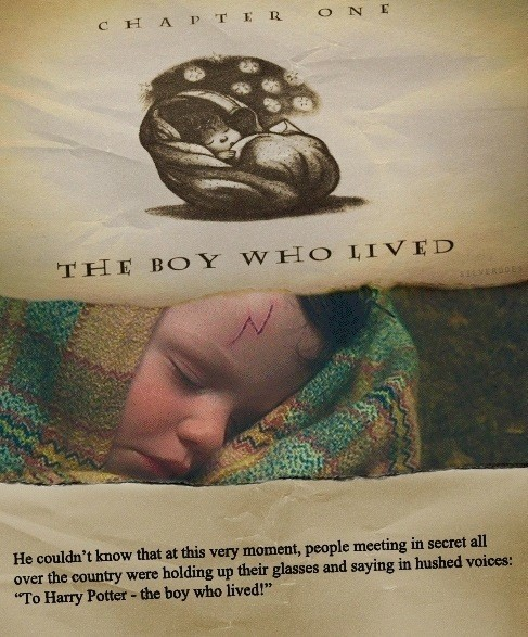 The boy who lived he couldnt know that at this very moment people meeting in scret all