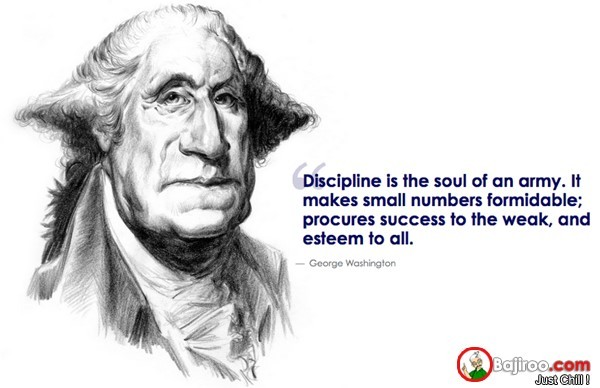 Disclipline Is The Soul Of An Army It Makes Small Business Numbers