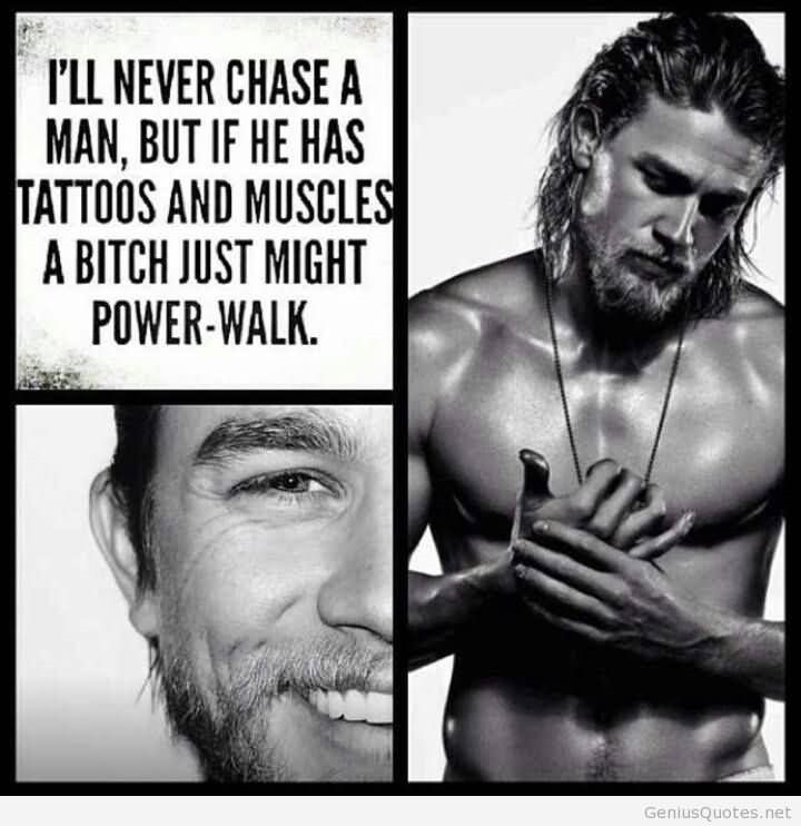 Quotes never man chase a Bruce Bryans