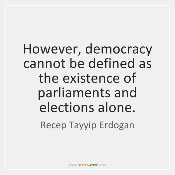 democracy existence Start studying plsc chap 1 learn vocabulary, terms, and more with flashcards to guarantee the continued existence of a representative democracy.