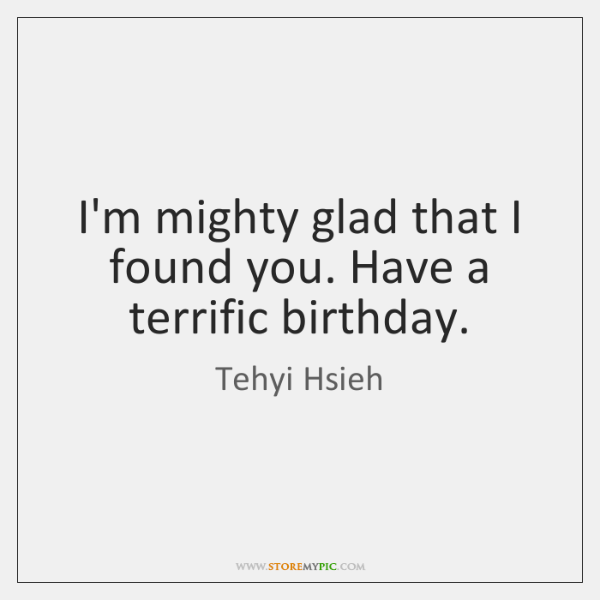 Tehyi Hsieh Quotes Storemypic