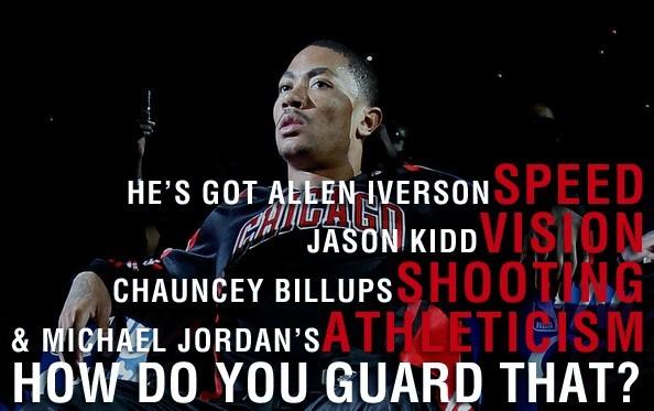 Hes got allen iverson speed jason kidd vision chauncey billups shooting michael jor