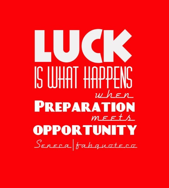 Luck Quotes Magnificent Luck Quotes StoreMyPic