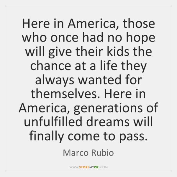 Marco Rubio Quotes | Marco Rubio Quotes Storemypic
