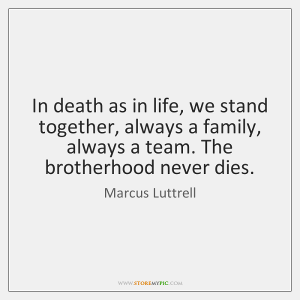 Marcus Luttrell Quotes - - StoreMyPic
