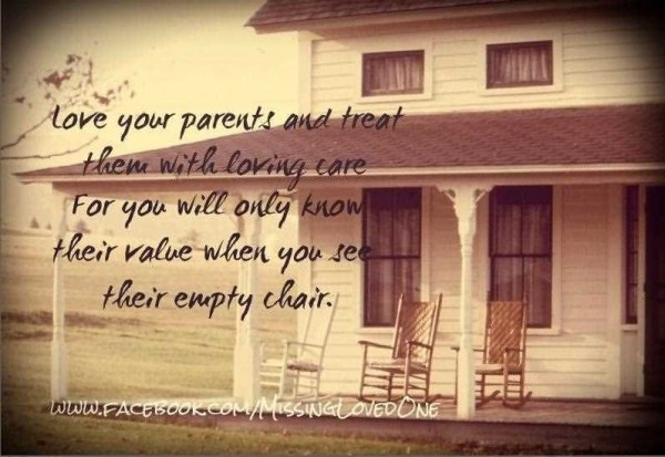 Parents Love Quotes Storemypic
