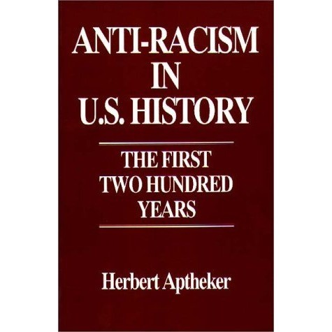 Anti racism in us history the first two hundred year