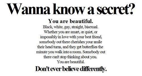 Black white Bisexual