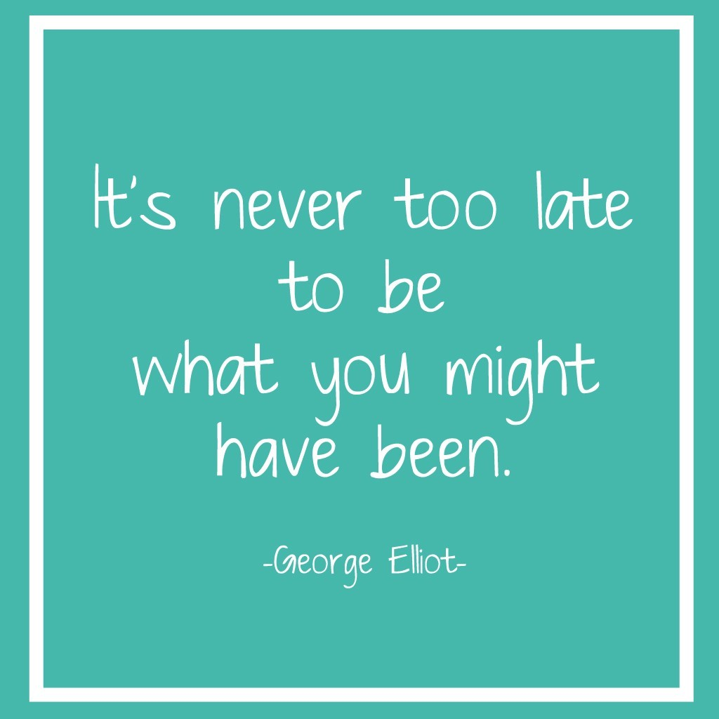 Its Never Too Late To Be What You Might Have Been Storemypic