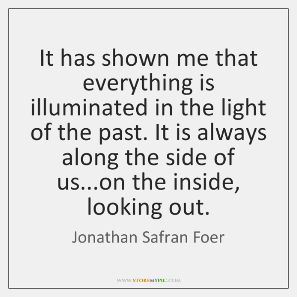 Jonathan Safran Foer Quotes Storemypic