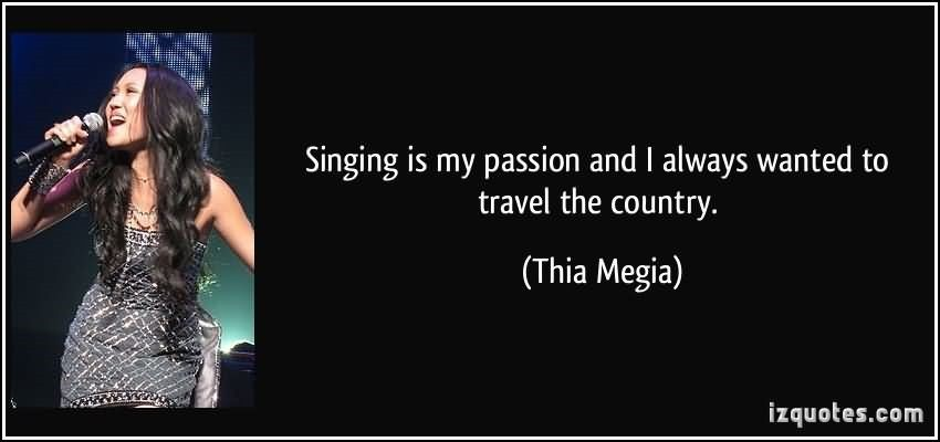 Singing Quotes Brainyquote