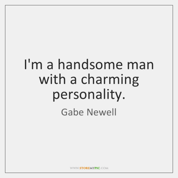 what is charming personality