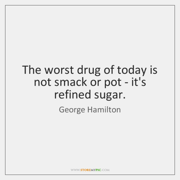 The worst drug of today is not smack or pot - it's ...