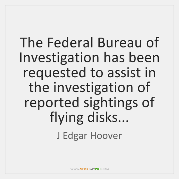 The Federal Bureau of Investigation has been requested to assist in the ...