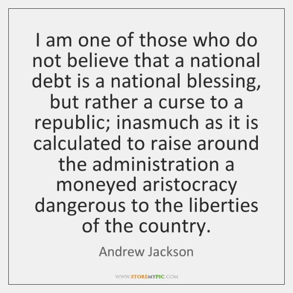 I am one of those who do not believe that a national ...