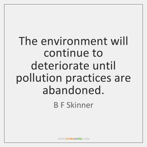 Bf Skinner Quotes: B F Skinner Quotes