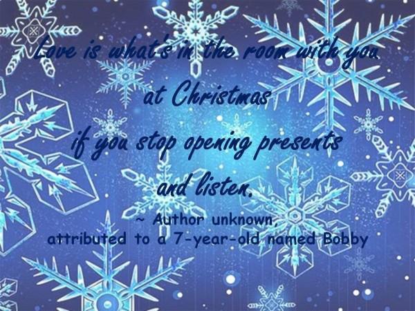 Christmas Quotes StoreMyPic Unique Love Snowflake Quotes