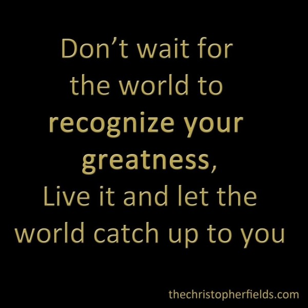 Greatness Quotes Storemypic