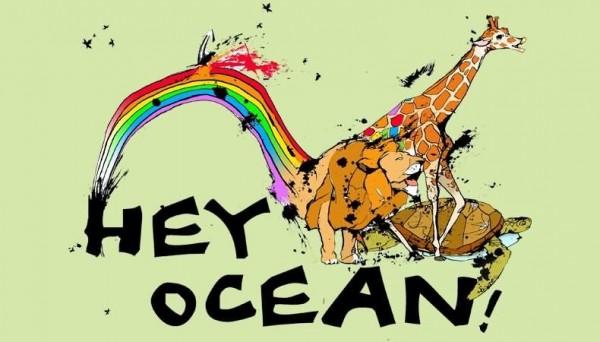 Hey ocean animal kingdom