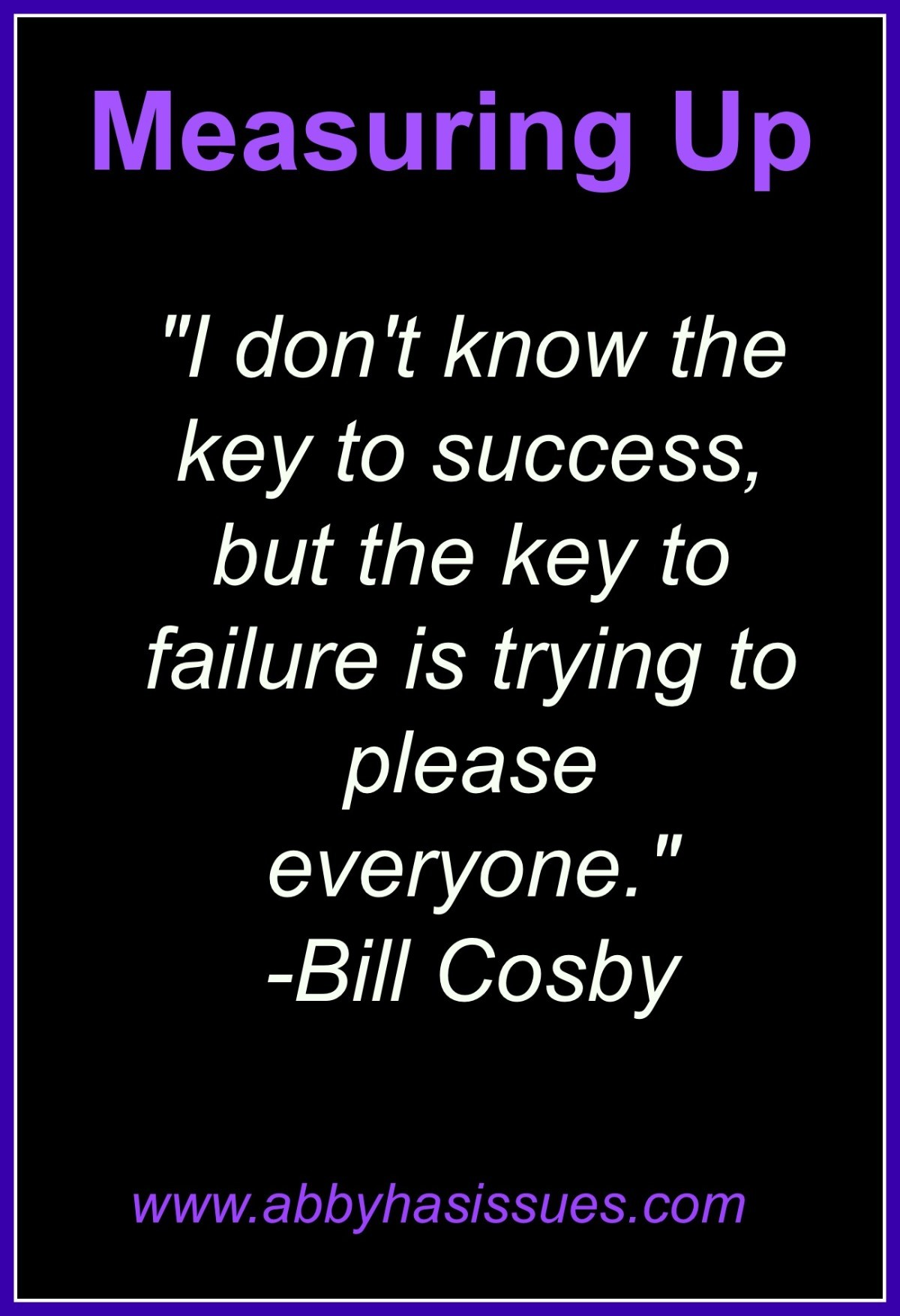 failure is the key to success Response to failure the key to success innovation is often associated with  creativity, but that is only a small part of it mon, mar 30, 2015, 01:30.