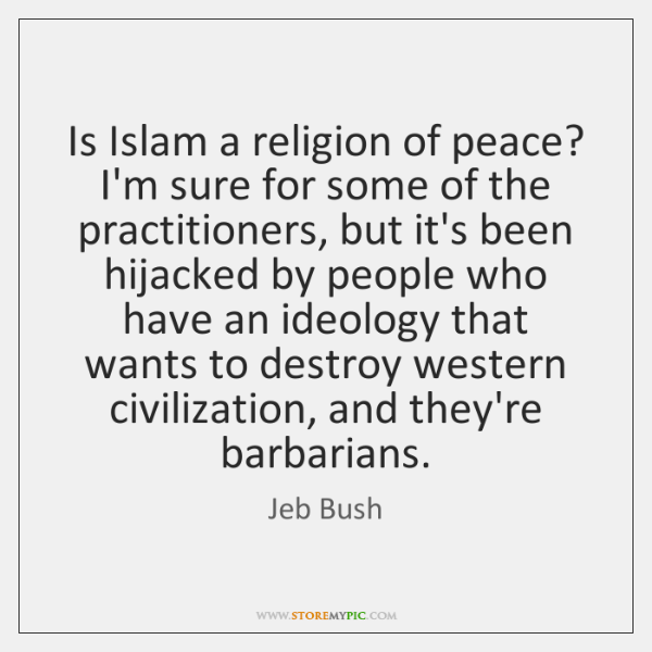 """is islam a violent religion by Given the growth of terrorist groups such as isis, what is the true nature of islam—violent or peaceful president obama says that the terrorist group, the islamic state, isis, or isil, is """"not islamic"""" but others insist that the entire religion founded by muhammad is inherently violent."""