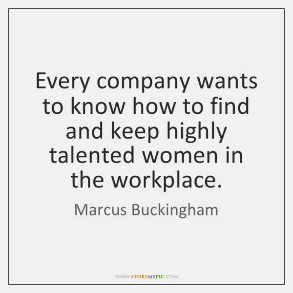 Every company wants to know how to find and keep highly talented ...