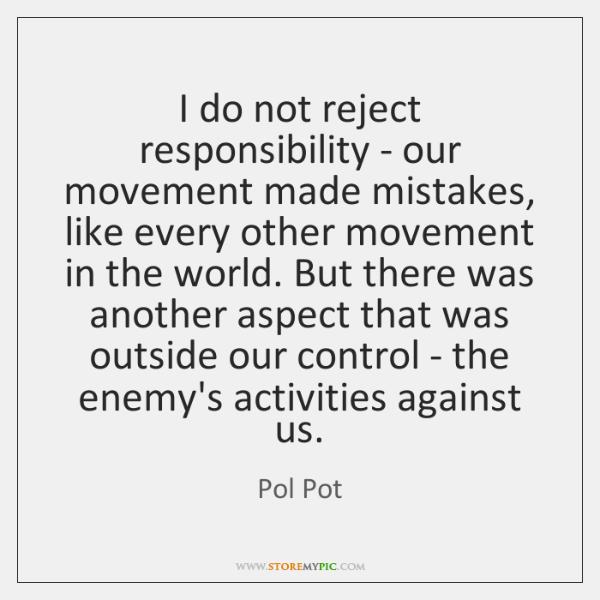 Pol Pot Quotes | Pol Pot Quotes Storemypic