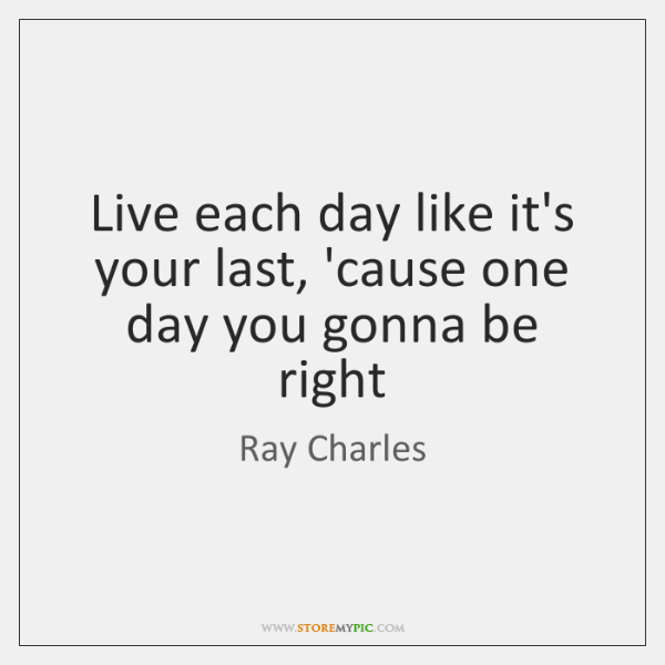 Ray Charles Quotes Storemypic Page 2