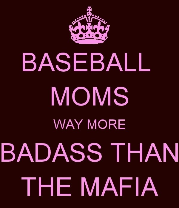 Baseball moms way more badass than the mafia