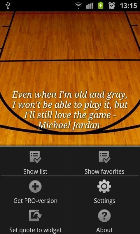 Every when im old gray i wont be able to play it but ill s still love the game michae