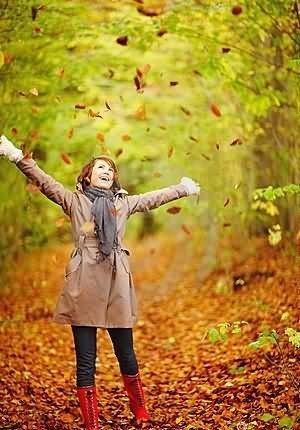 Enjoy the autumn season