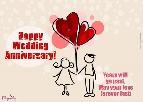 Happy wedding anniversary 001