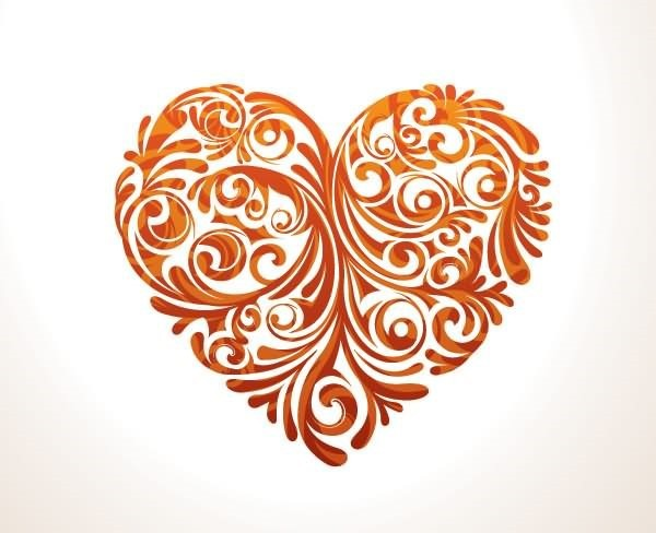 Heart design pic