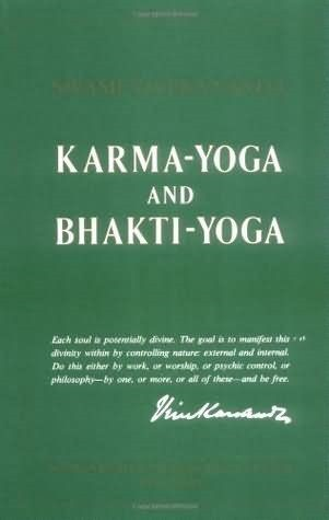 Karma yoga and bhakti yoga